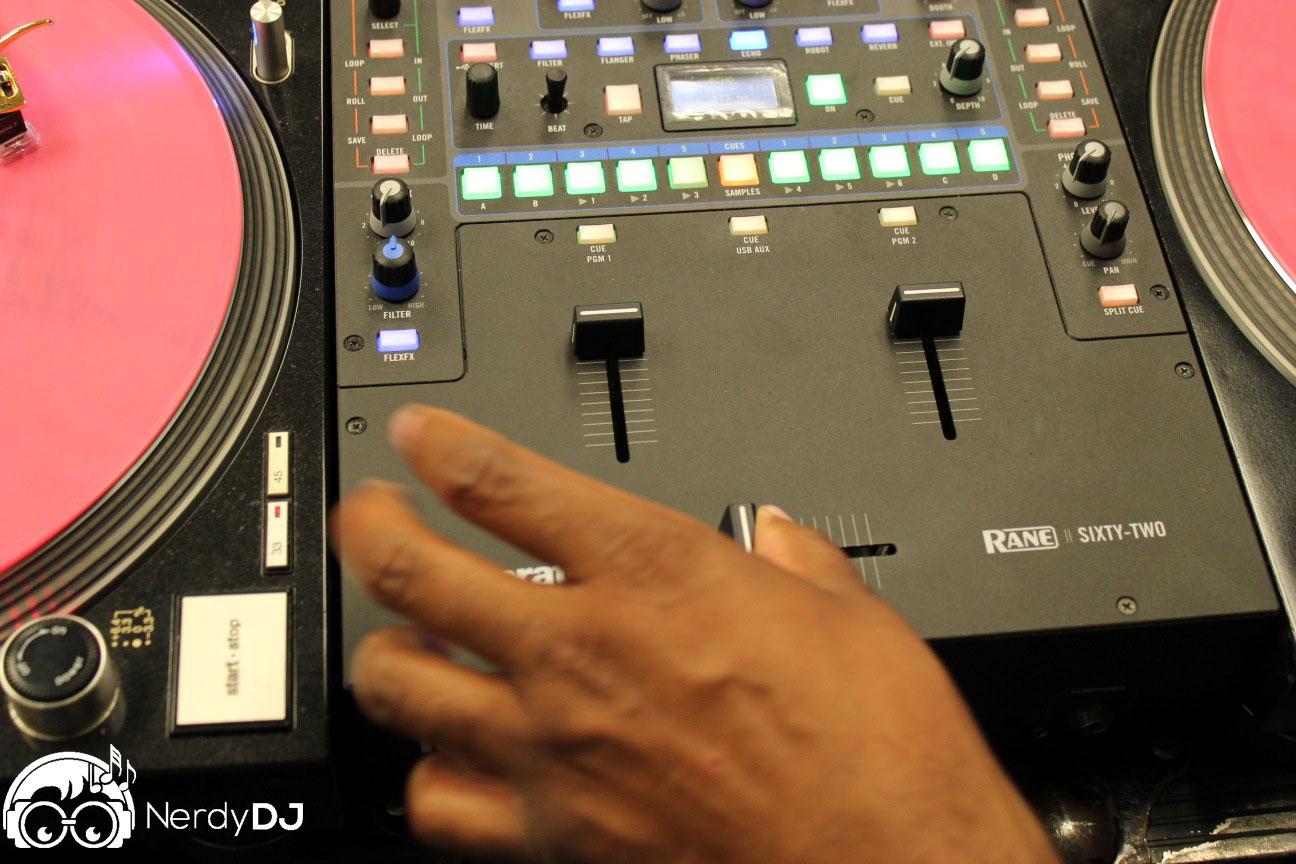 Rane Sixty-Two vs. Pioneer DJM-900SRT