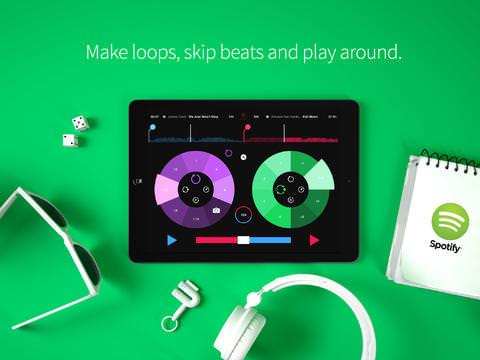pacemaker ipad dj app